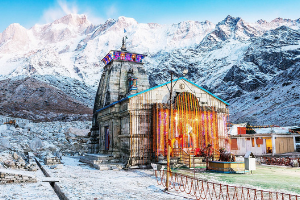 Kedarnath Badrinath tour Package From Delhi